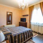 dormitor apartament Mamaia